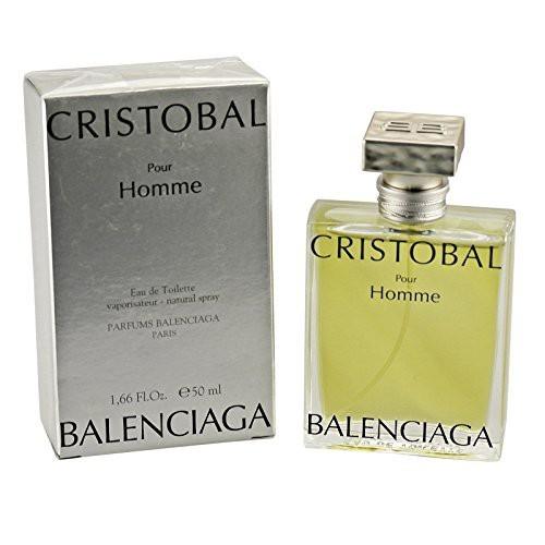 cristobal pour homme by balenciaga 1 66 oz eau de toilette for
